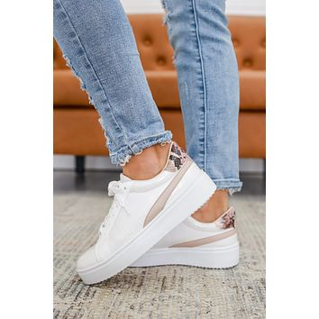 Nichole Sneakers - Off White