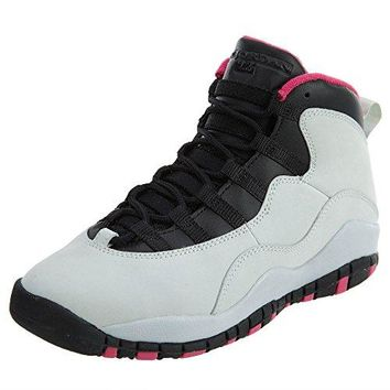 Girls' Jordan Girls Air 10 Retro (GS) Basketball-Shoes - 487211 008