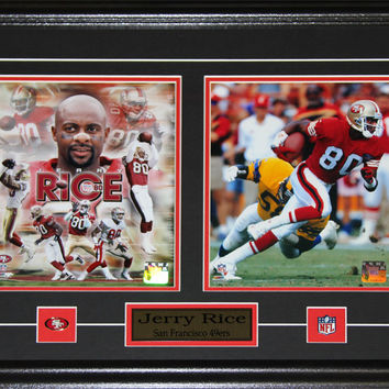 Mens Nike Jerry Rice Scarlet San Francisco 49ers Retired Player ...