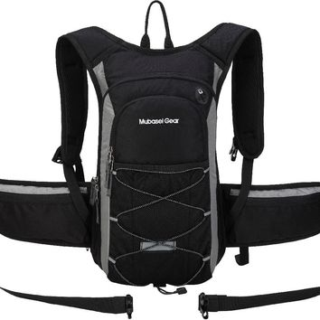 Insulated Hydration Backpack Pack with 2L BPA FREE Bladder