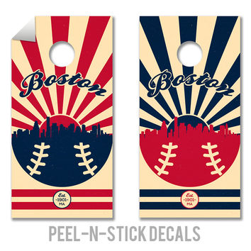 Boston Red Sox Decals