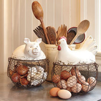 Pig Pen Baskets & Chicken Coop - Gifts for all Occasions - Customer Favorites - Gifts - NapaStyle