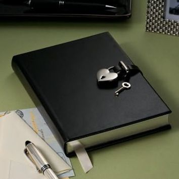 Chrome Heart Locking Diary