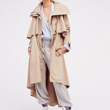 Free People Farley Trench