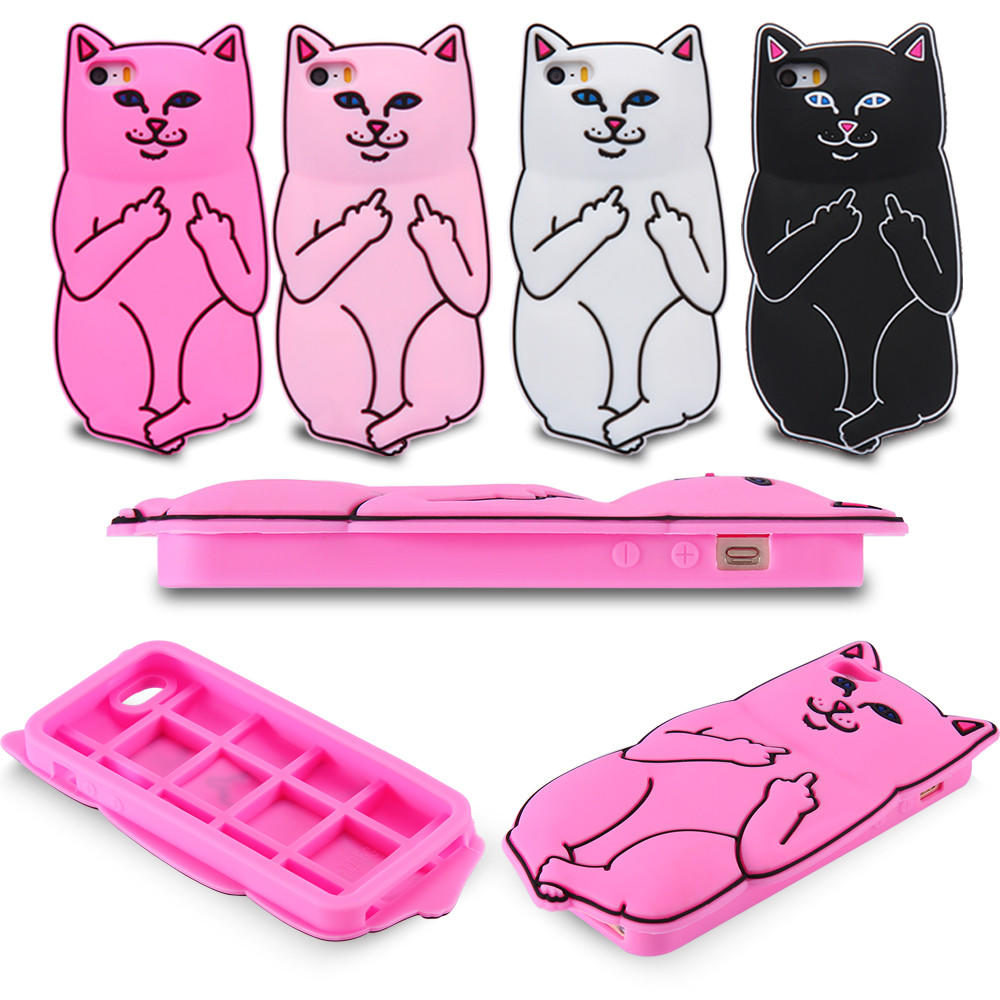 i6/6S 3D Ripndipp Nermal Middle Finger from Gifts Store : must