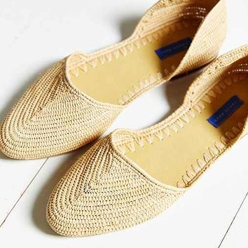Proud Mary Woven D'Orsay