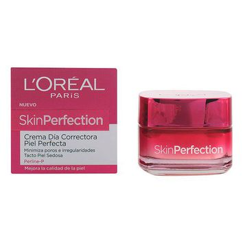 L'Oreal Make Up - SKIN PERFECTION smoother day cream 50 ml