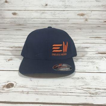 EW - Endless Weekend Flexfit 6 Panel Structured Hat