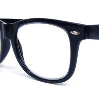 vintage 90s black wayfarer 3.5 reading glasses oversized round plastic frames men women eyewear retro modern eyeglasses readers cheaters