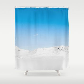 Where Are You? Shower Curtain by Gallery One