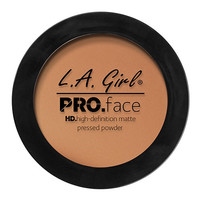 L.A. Girl PRO.Face Powder - CTGPP6013 Toffee at Beauty Bay