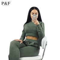 Women Two Piece Outfits Pants Set Rompers Jumpsuit