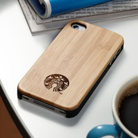 iPhone® Case Cover, Bamboo