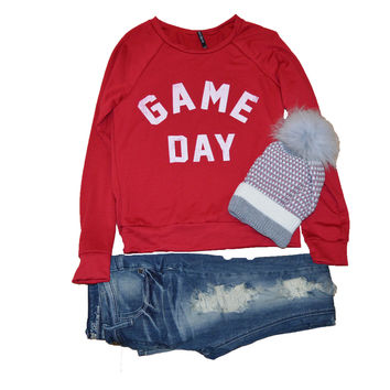 Game Day Sweaters