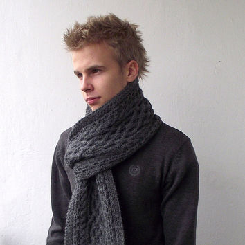 Best Hand Knitted Scarf Patterns Products On Wanelo