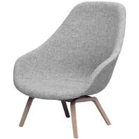 About A Lounge Chair AAL93 (Hi Back) - A+R Store