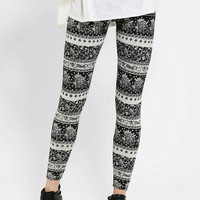 Truly Madly Deeply Boho Ditsy Legging - Urban Outfitters
