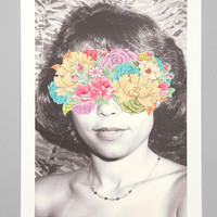 Bianca Green Her Point Of View Art Print at URBAN OUTFITTERS