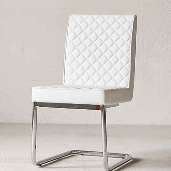 Quinn Quilted Armless Dining Chair