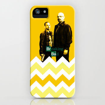 BREAKING BAD CHEVRON iPhone & iPod Case by Ylenia Pizzetti