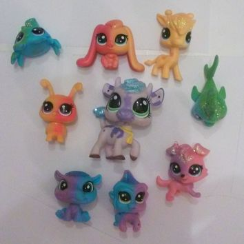 Littlest Pet Shop Figures Free US Shipping