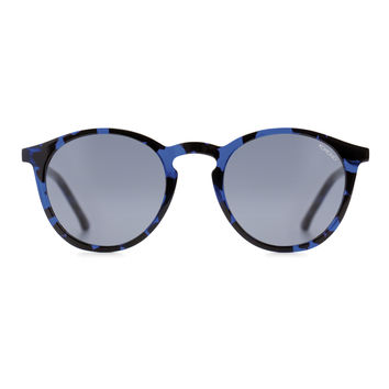 KOMONO Aston Crafted Series Sunglasses in Blue Tortoise