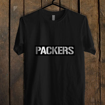 Green Bay Packers Design Mens T Shirt *