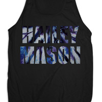 Tie Dye GraphicTank in Black - HaileyMason - HaileyMason, LLC Store