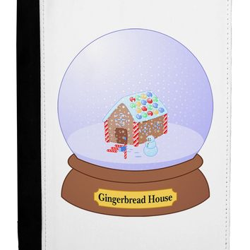 Little Gingerbread House Snow Globe Ipad Mini Fold Stand  Case by TooLoud