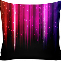 Falling Stars Couch Pillow