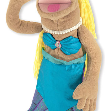 Melissa & Doug - Mermaid Puppet