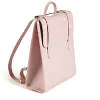 The Strathberry Backpack - Dusky Pink
