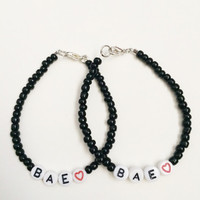 BAE Beaded Friendship Bracelets