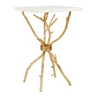 Safavieh Alexa Accent Table (White)