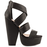 Michael Antonio - Geri - Black PU