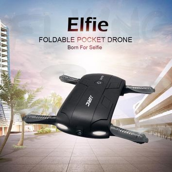 Mini Drone JJRC H37 with 3 batteries Altitude Hold w/ HD Camera WIFI FPV RC Quadcopter Drone Selfie Foldable Helicopter RC toys