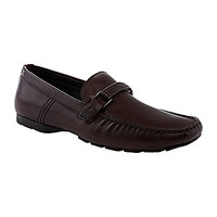 Kenneth Cole New York Men's Private Is-Land Drivers - Brown