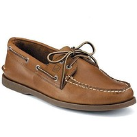 Men's Authentic Original Boat Shoe in Sahara by Sperry
