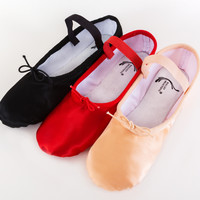 Buy Pull On Slippers - Classic Colors at Ballet Beautiful