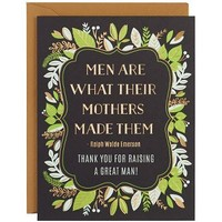 Great Son Mother's Day Card