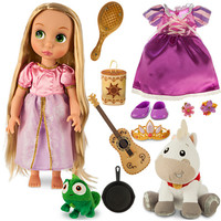 Rapunzel Doll Gift Set - Disney Animators' Collection