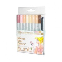 Copic Ciao Marker 8 Piece Set Manga Skin | iCopic.com