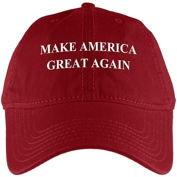 Election 2016 Donald Trump Make America Great Again Adjustable Cap