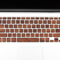 Rosewood Keyboard for Macbook