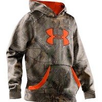 Under Armour Boys' Camouflage Big Logo Hoodie - Dick's Sporting Goods