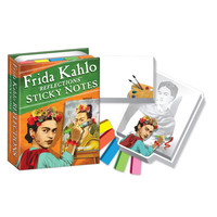 Frida Kahlo Reflections Sticky Notes