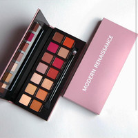 SUMMER BRAND NEW Makeup MODERN RENAISSANCE Anasta Beverly Hills Eyeshadow Palette 14 Colors Eye Shadow Neutral and Berry Tones