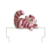 Disney Traditions designed by Jim Shore for Enesco Cheshire Cat Planter Adornment 2.25 IN