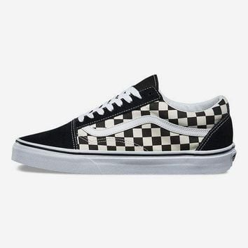VANS Checkered Old Skool Shoes