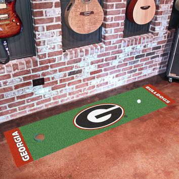 "Georgia Putting Green Runner 18""x72"""